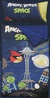 Angry Birds Slumberバッグと枕「スペース」