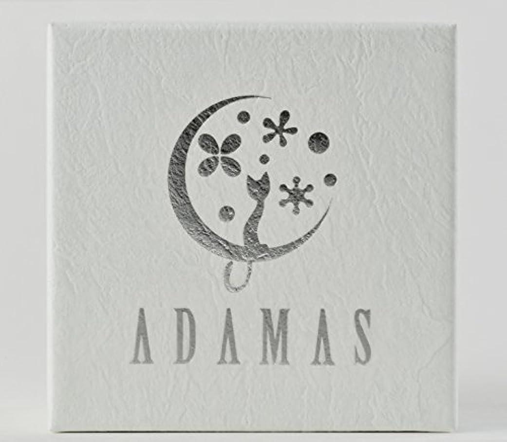前書きお気に入り回転デリケートゾーン用石けん ADAMASソープ (白)