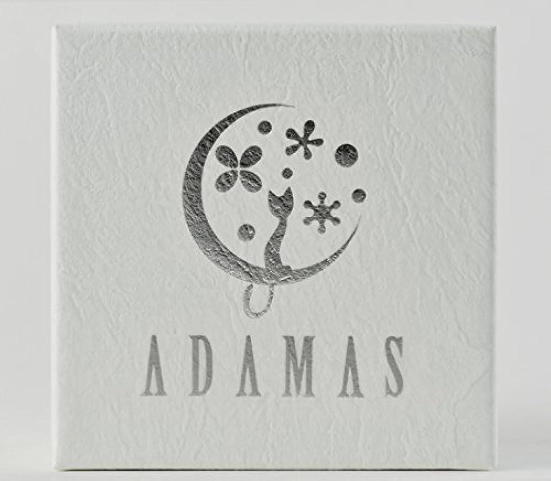 信者重さ性差別デリケートゾーン用石けん ADAMASソープ (白)