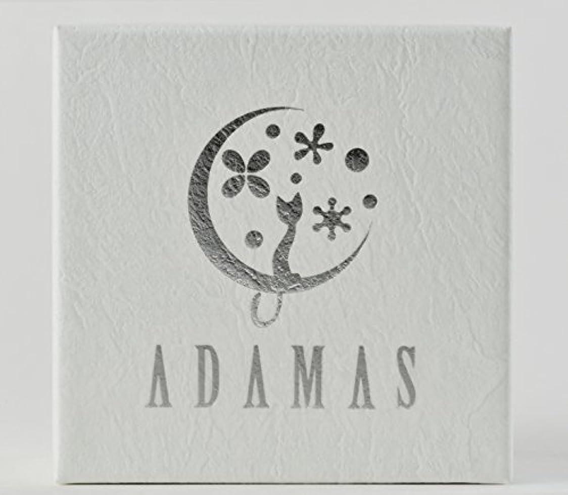 異常な音すべてデリケートゾーン用石けん ADAMASソープ (白)