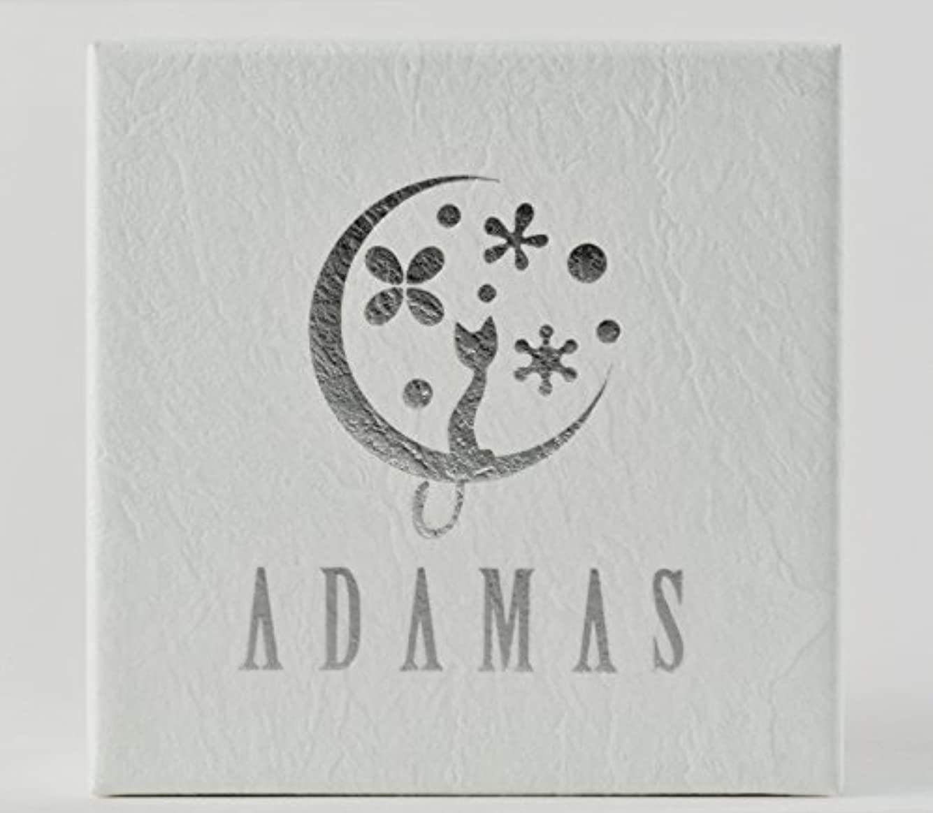 抑制するストリップ意図デリケートゾーン用石けん ADAMASソープ (白)