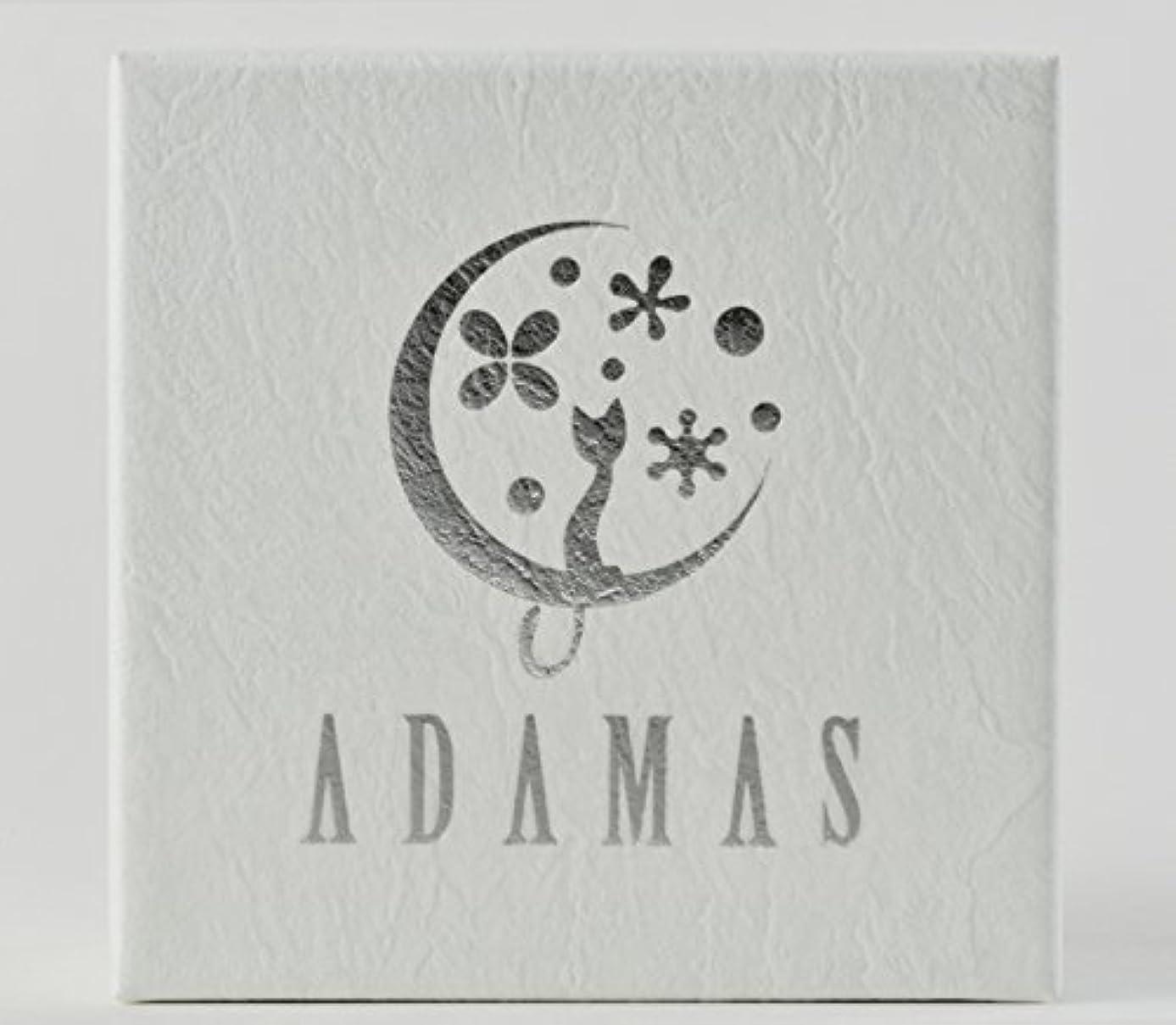 ナンセンス質素な身元デリケートゾーン用石けん ADAMASソープ (白)