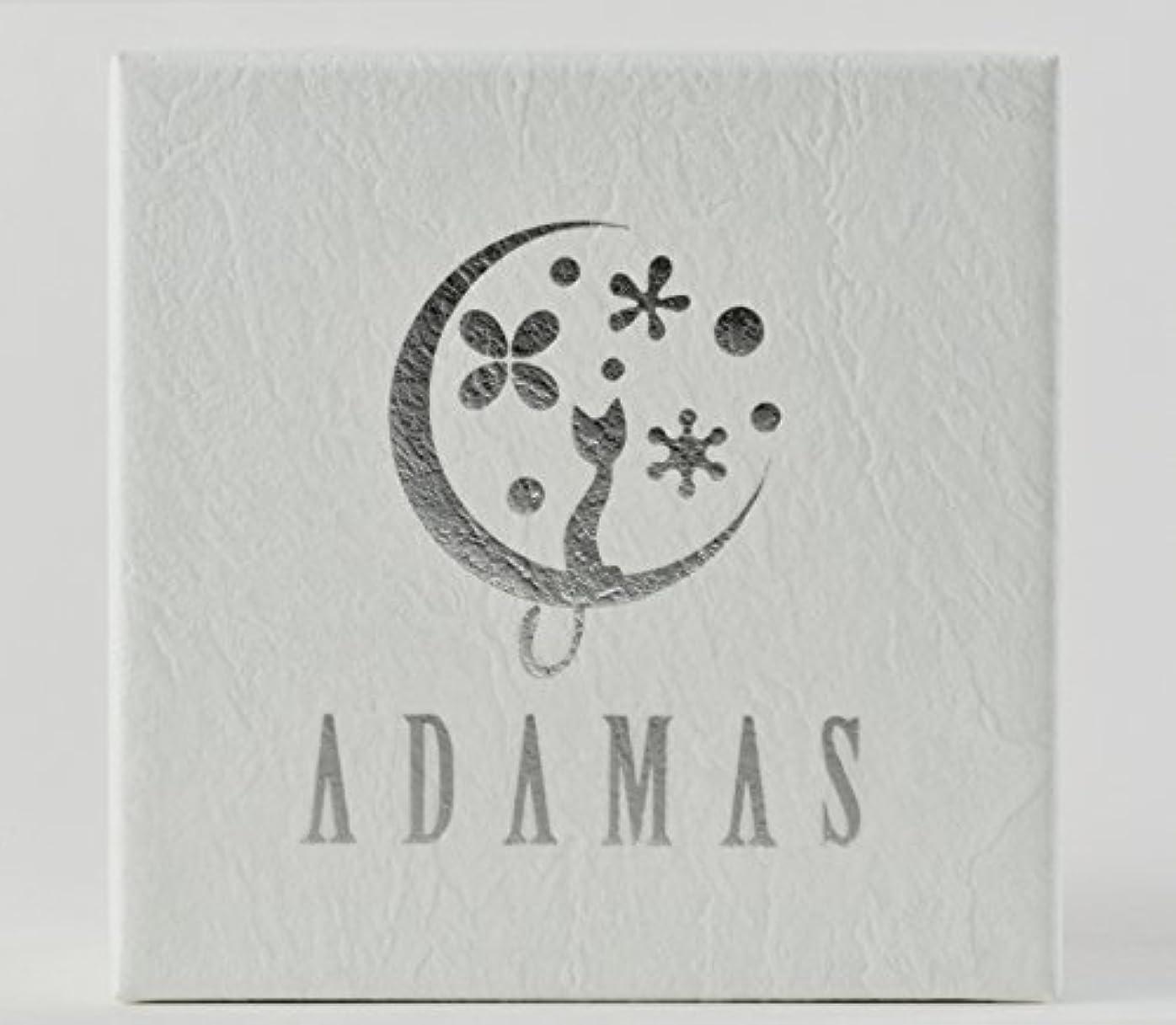 解決ポゴスティックジャンプ格納デリケートゾーン用石けん ADAMASソープ (白)