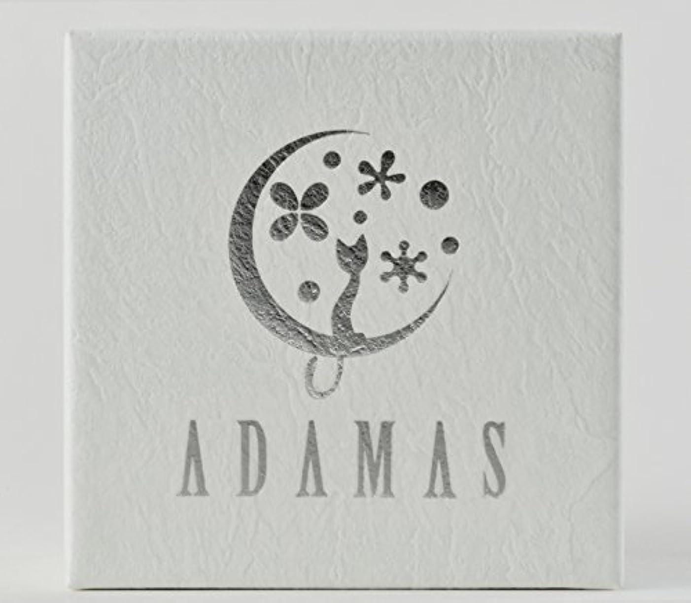 険しい演劇放射するデリケートゾーン用石けん ADAMASソープ (白)