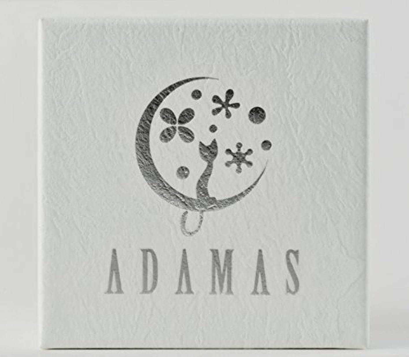 イルスローガン構成デリケートゾーン用石けん ADAMASソープ (白)