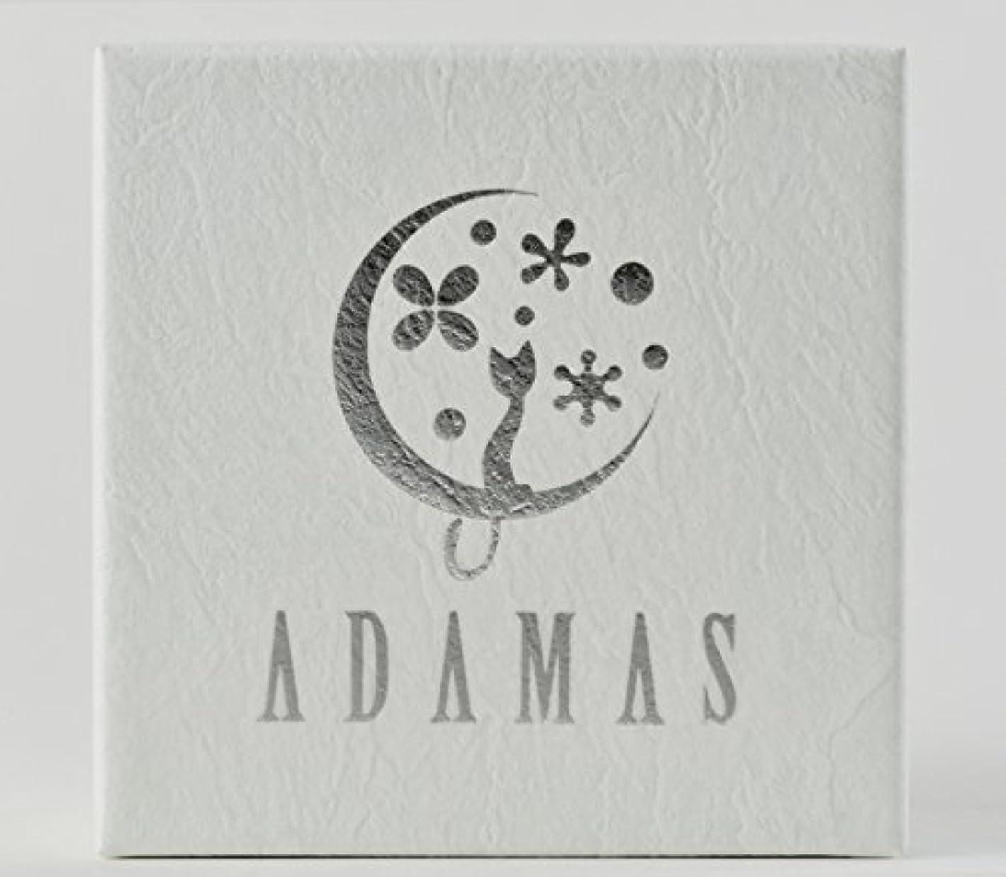 ピストル最も句読点デリケートゾーン用石けん ADAMASソープ (白)