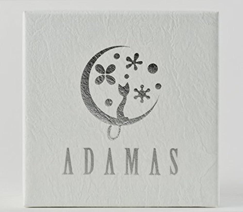 信号まとめる郵便屋さんデリケートゾーン用石けん ADAMASソープ (白)