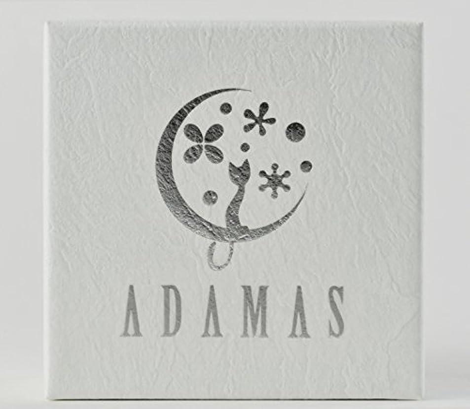 五月全体に叙情的なデリケートゾーン用石けん ADAMASソープ (白)