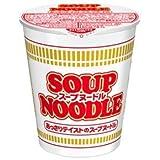 日清食品 スープヌードル 59g×20個入