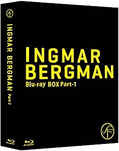 イングマール・ベルイマン 黄金期 Blu-ray BOX Part-1