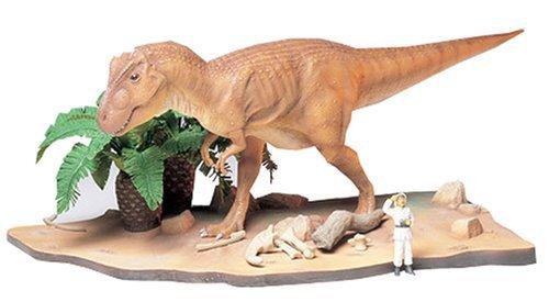 Tamiya 1 / 35恐竜世界シリーズティラノザウルスシーンセット