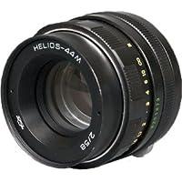 ヘリオス HELIOS 44M 2/58 Micro 4/3 Olympus PEN OM-D Panasonic G ロシアレンズ