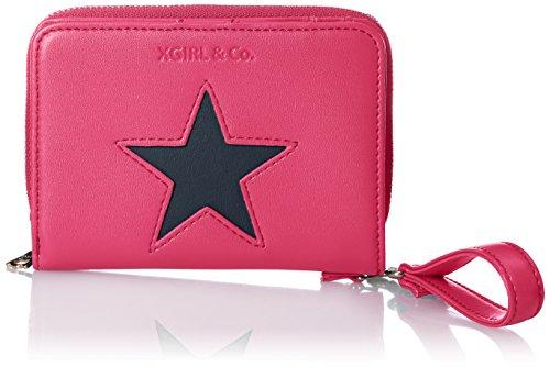 [エックスガール] 2つ折り財布 STAR WALLET 05173010