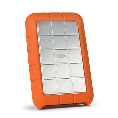 LaCie HDD rugged Triple 2.0TB LCH-RG020T3 1個