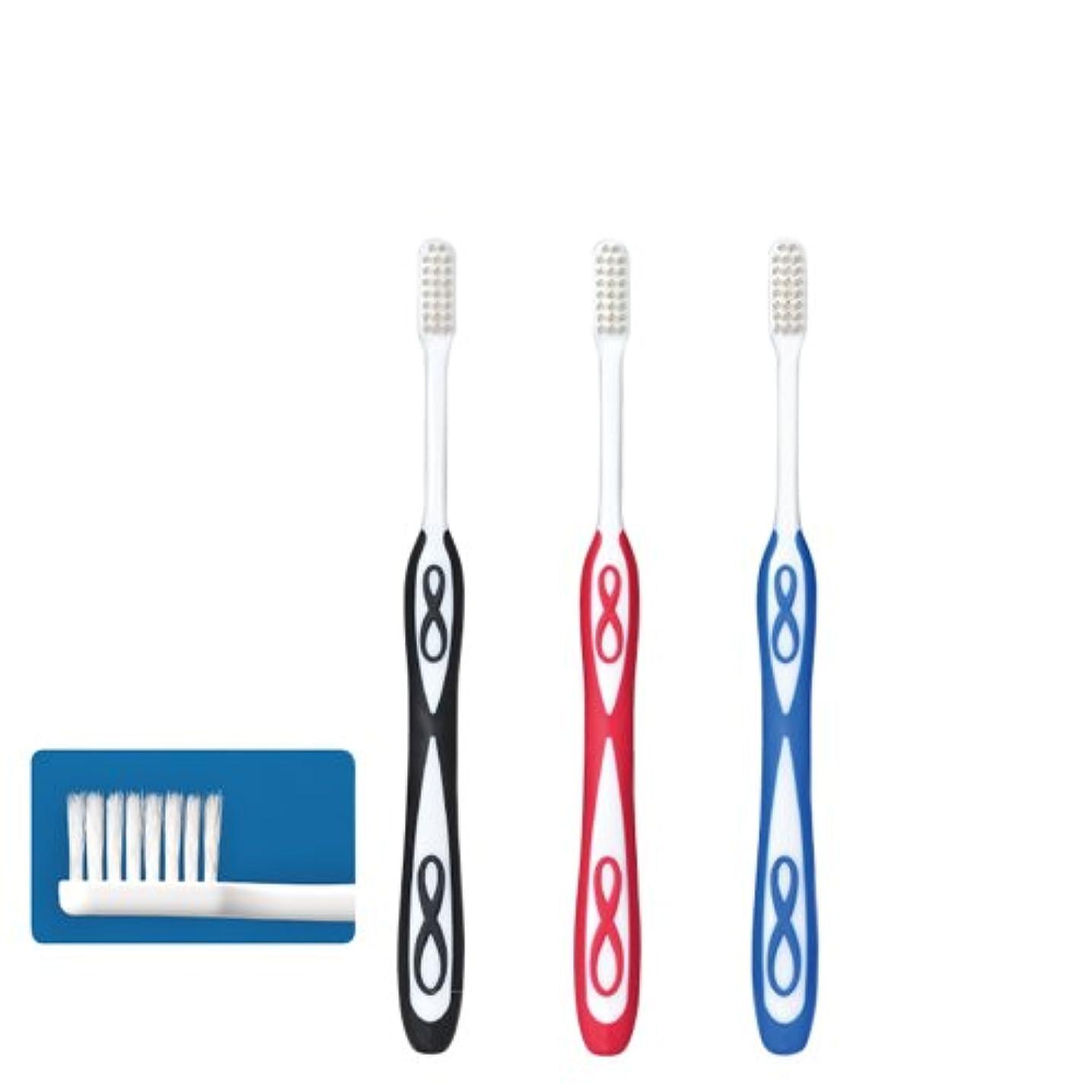 振動する地区本会議Lover8 ラバーエイト レギュラー歯ブラシ × 1本 Ciメディカル【歯科専売品】