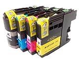 LC113-4PK ブラザー 互換インク brother LC113 4色セット 1年保証付 プリンター保証付