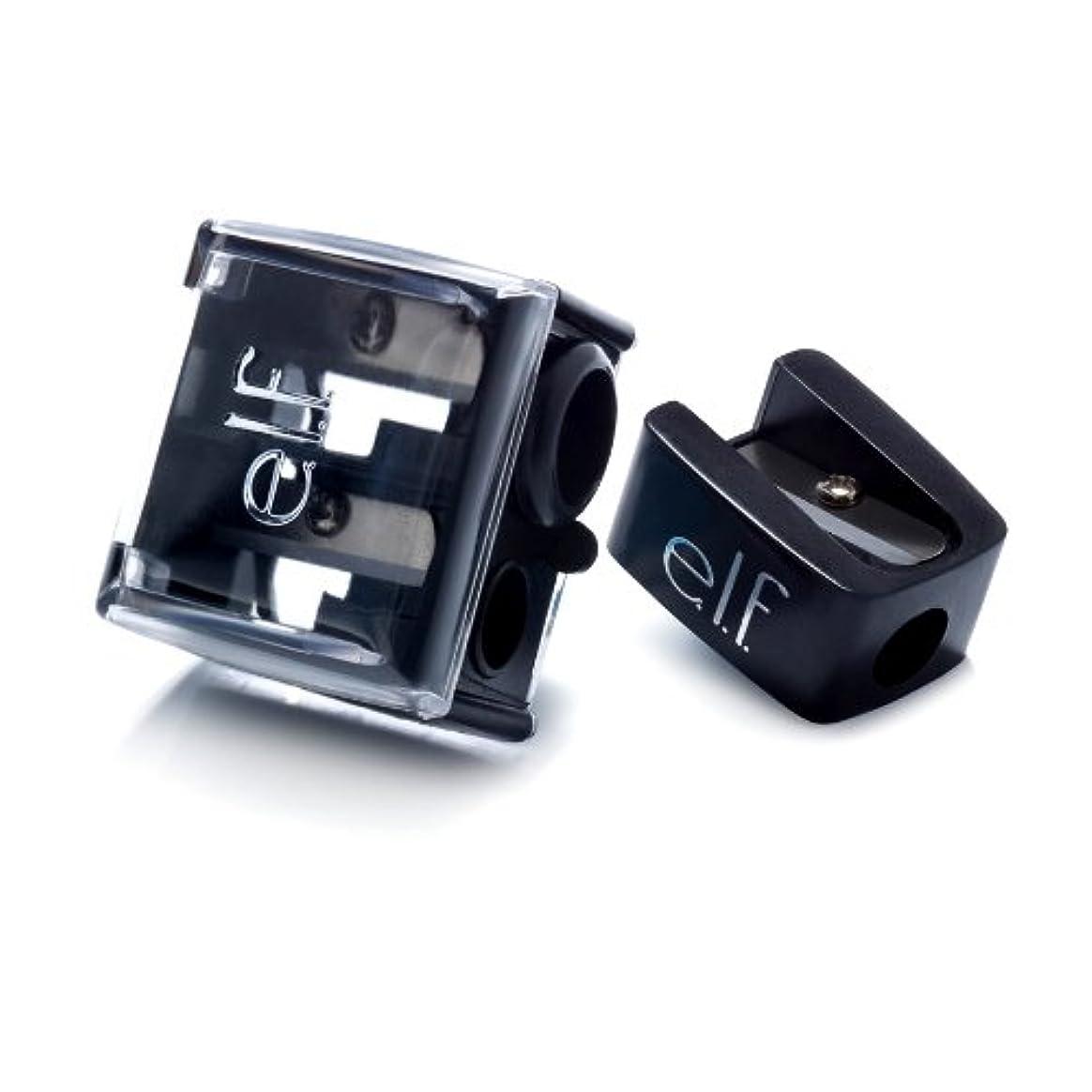 (3 Pack) e.l.f. Dual Pencil Sharpener (並行輸入品)