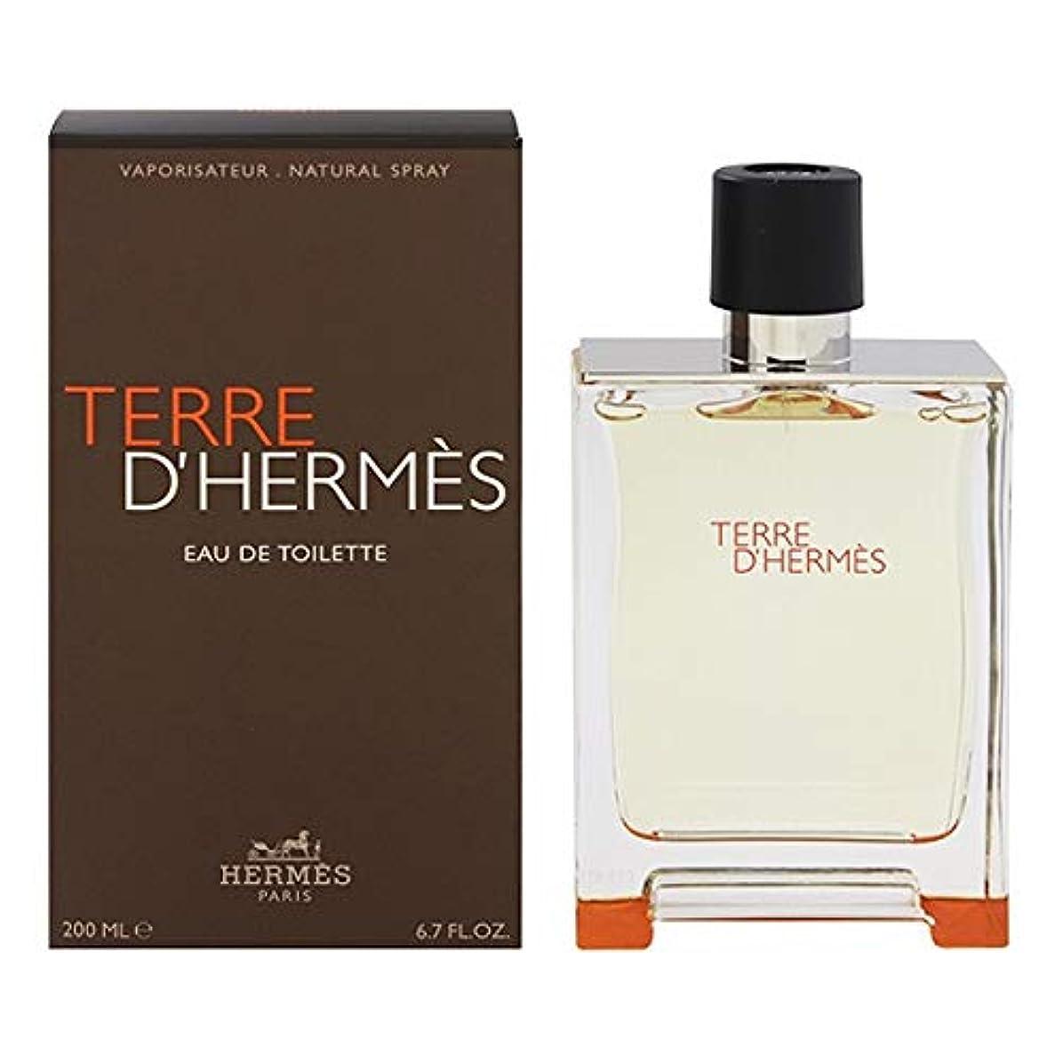 偽才能のある未使用HERMES 香水 エルメス テールドゥエルメス オードトワレ 200ml EDT SP [並行輸入品]
