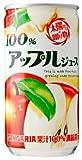 100%アップルジュース 190g ×30缶