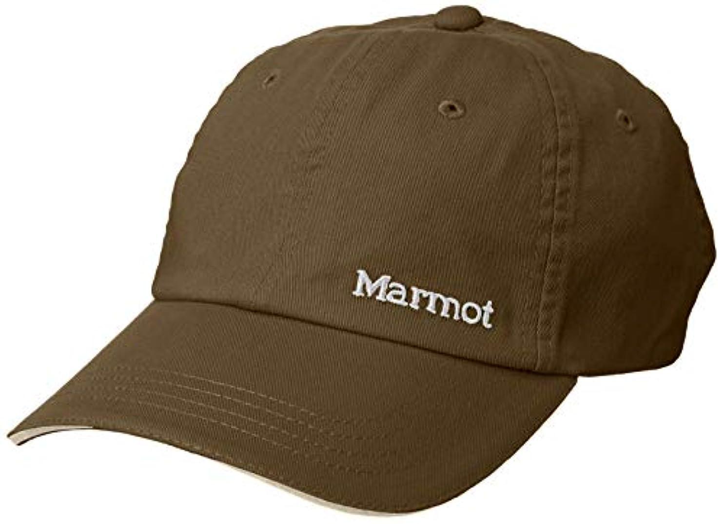 銛時期尚早傑出した[マーモット] 帽子 ベースボールキャップ