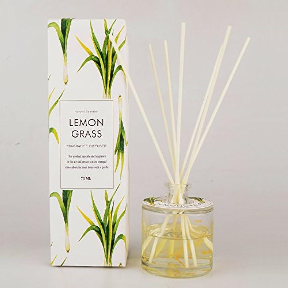 酒小麦粉機械GreenOasis リードディフューザー70ml レモングラス IDGO0004