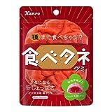 カンロ 食べタネグミ梅干し 54g 72コ入り