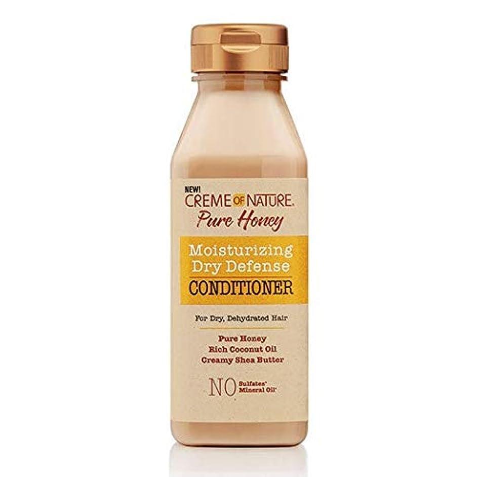 最後に解釈地元[Creme of Nature ] 自然の純粋蜂蜜ドライ防衛コンディショナー355ミリリットルのクリーム - Creme of Nature Pure Honey Dry Defence Conditioner 355ml [並行輸入品]