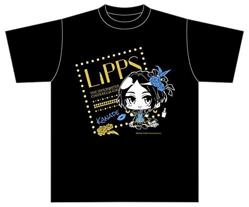 ミニッチュ アイドルマスター シンデレラガールズ 速水奏 Tシャツ LiPPS ver. Lサイズ