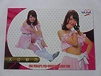 BBM2019 TRUE HEART■レギュラーカード■018/入江彩乃 ≪女子プロレスカード≫