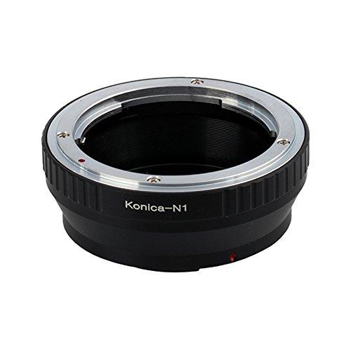 (バシュポ) Pixco マウントアダプター Konica AR レンズ-Nikon 1カメラ対応 J5 J4 S2 V3 AW1 J3 J2 J1 V2 S1 V1