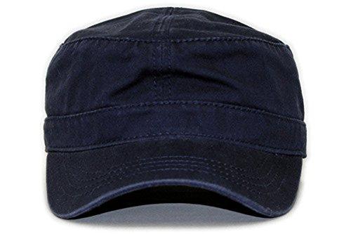 オットー ミリタリースタイル WORK CAP ワークキャップ H0791 (ネイビー)
