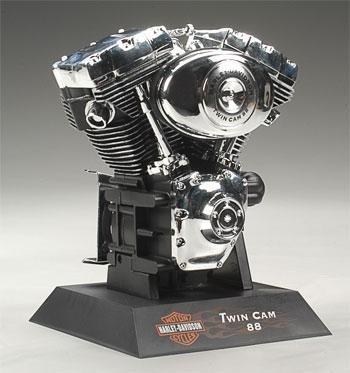 1/4 ハーレーダビットソン ツインカム88エンジン