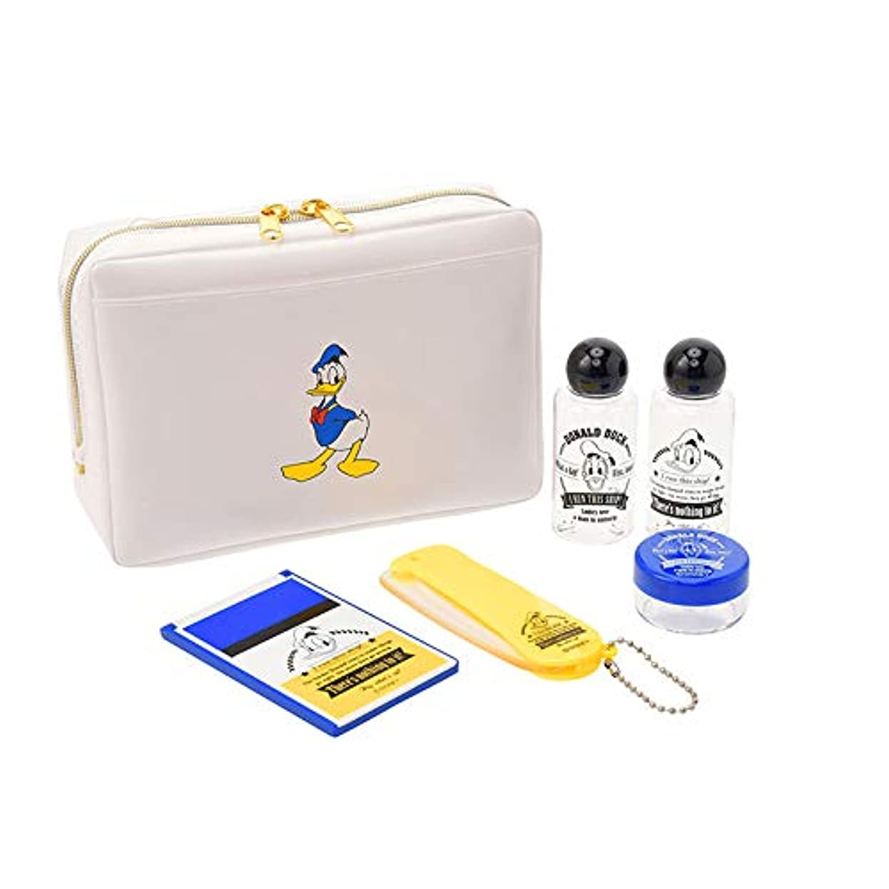 シャトル要塞血まみれディズニーストア(公式)ボトルセット ドナルド Donald Duck Grand Blue