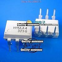 10PCS H11AA4 DIP6 In Stock