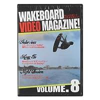 ウェイクボード ビデオ マガジン vol.8