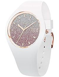 [アイスウォッチ]ICE WATCH メンズ レディース ユニセックス ICE lo 43mm ピンク ホワイト シリコン 013431 腕時計 [並行輸入品]