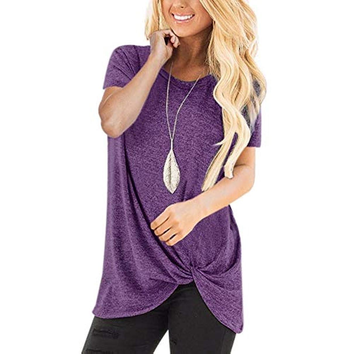 笑変動する分泌するMIFAN コットンTシャツ、カジュアルTシャツ、レディースブラウス、トップス&Tシャツ、プラスサイズ、ルーズtシャツ