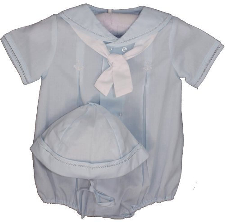 Petit Ami baby-boysセーラーバブルスーツ衣装&帽子セットby Petit Ami