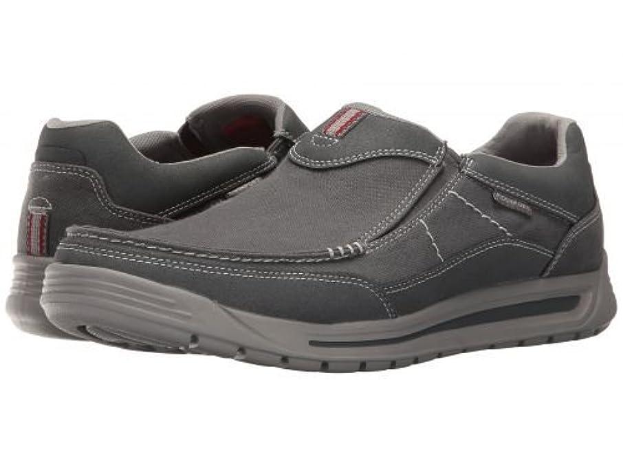 羊の服を着た狼超越する叱るRockport(ロックポート) メンズ 男性用 シューズ 靴 ローファー Randle Slip-On - Castlerock Grey 8.5 M (D) [並行輸入品]