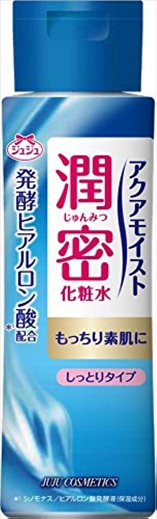 未知の最終自分のアクアモイスト 保湿化粧水 ha(しっとりタイプ) 180mL