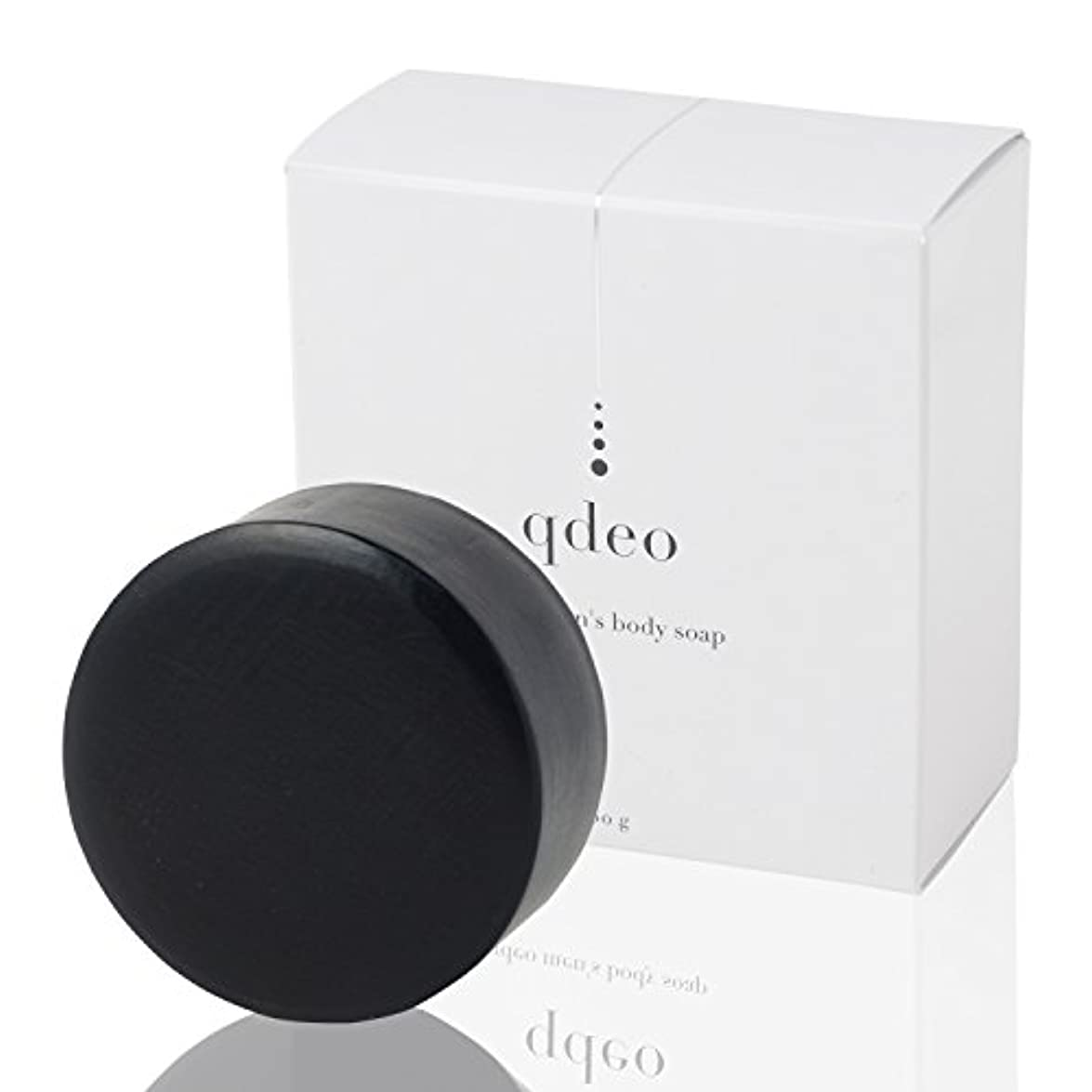 したがって窓ロマンチッククデオ メンズ ボディソープ 100g 石鹸 固形 体臭 ワキガ 足の臭い 加齢臭 デリケートゾーン
