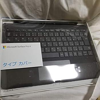 マイクロソフト 【純正】 Surface Pro 4用 タイプカバー ブラック QC7-00070