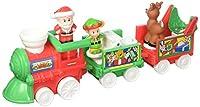 Fisher-Price Little People Musical Christmas Train 【並行輸入品】