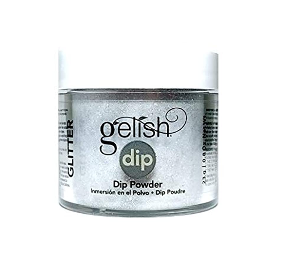 セメント上に下るHarmony Gelish - Dip Powder - Water Field - 23g / 0.8oz