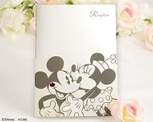 WISH 結婚式(ウエディング) 【Disney】 ディズニー席次表&メニューセット キスユー(10枚セット) 結婚式用手作りキット