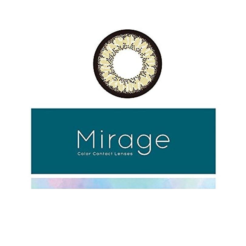 コメンテーターデクリメント麻痺Mirage ミラージュ 1ヵ月交換カラコン 1枚入り 《デイジーブラウン》 【BC】8.6 【DIA】14.5 (PWR, -3.75)