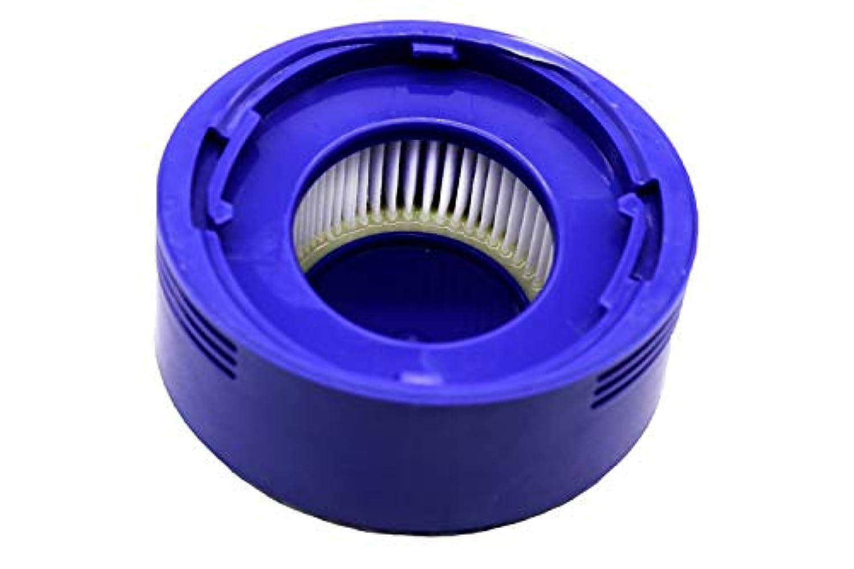 Green Label 洗える交換用ポストモーターフィルター Dyson V8 コードレス掃除機用 (967478-01、DY-96747801に相当)