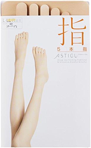 ASTIGU(アツギ)『ASTIGU(アスティーグ)【指】 5本指 ストッキング』