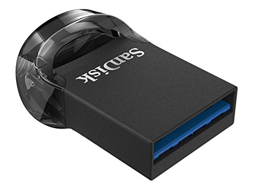 『SanDisk USBメモリ 16GB USB 3.1 超小型 Ultra Fit 【正規代理店品 5年保証】 SDCZ430-016G-J57』の2枚目の画像