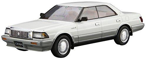 1/24 ザ・モデルカー No.87 トヨタ UZS131 クラウン ロイヤルサルーン G '89